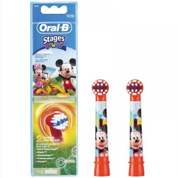 Насадка Oral-B Stages EB 10-2 Kids Mickey